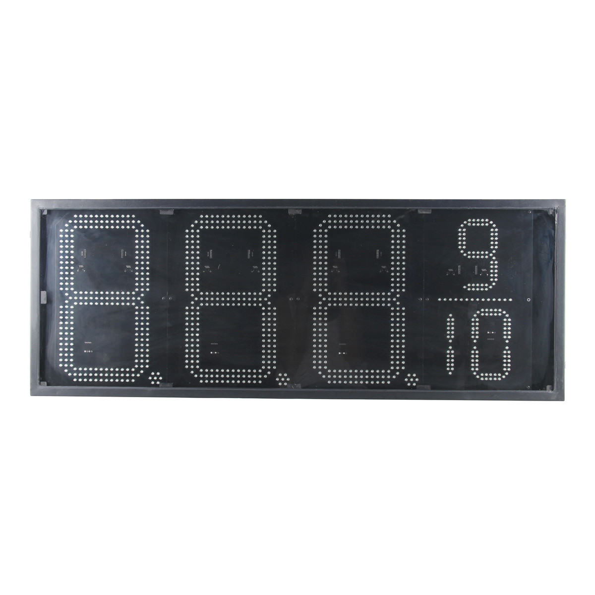 American waterproof LED gas price signs