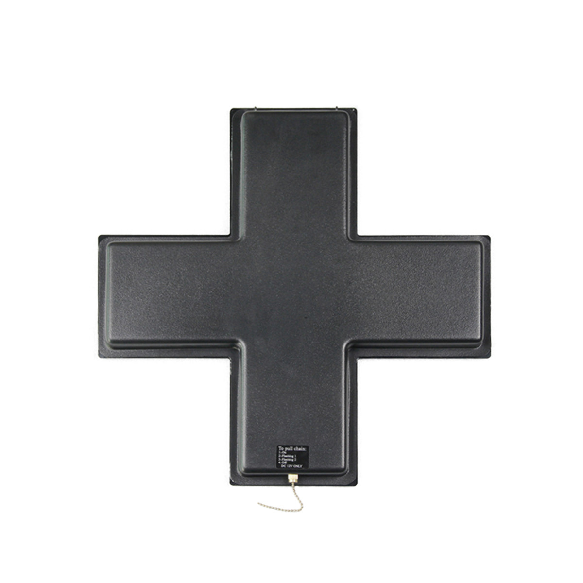 indoor cross led signs