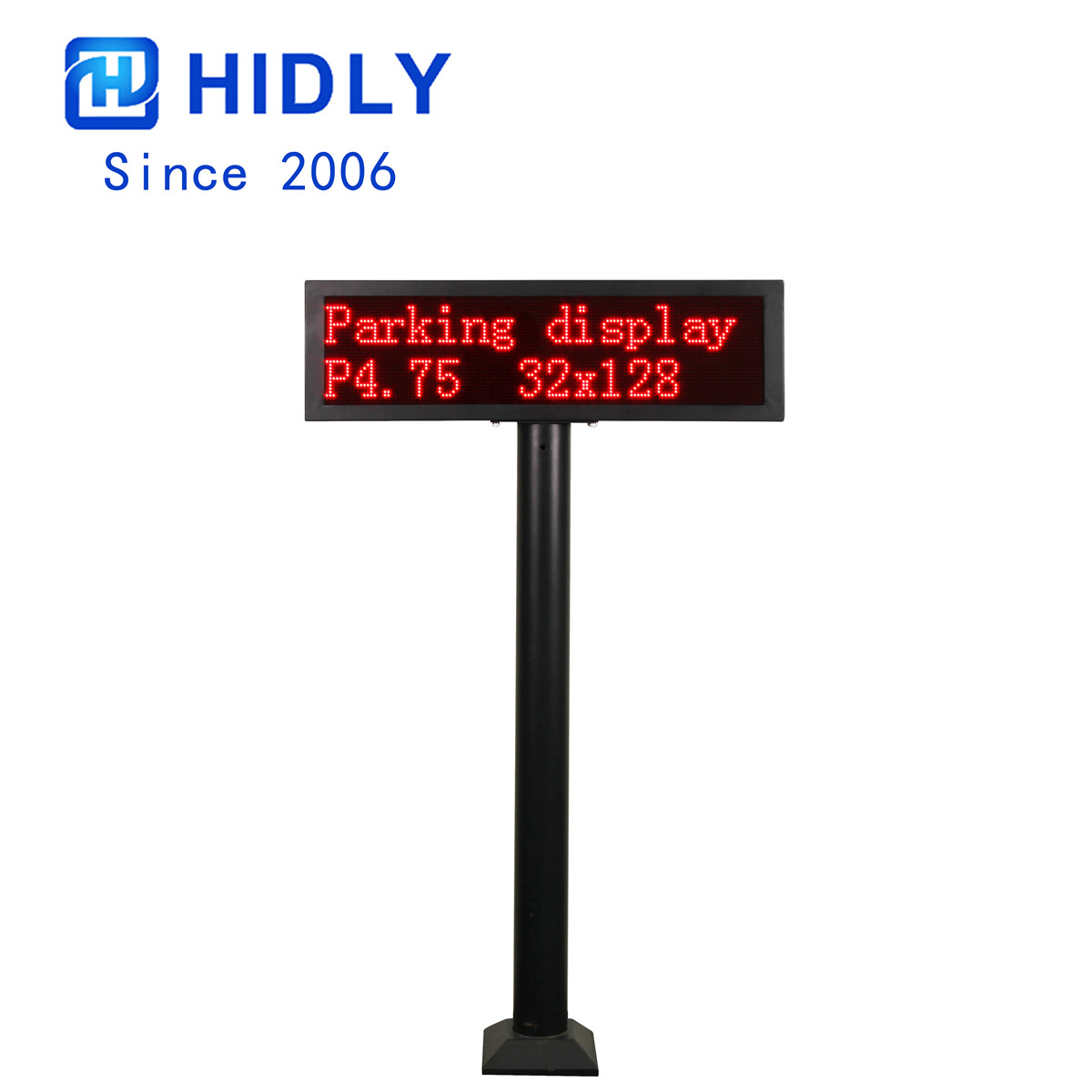 P4.74 Red LED Parking Garage Signs
