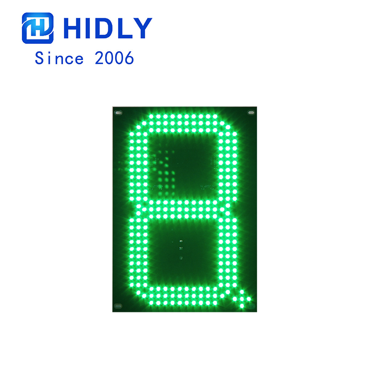 Green 10 Inch Led Digital Board