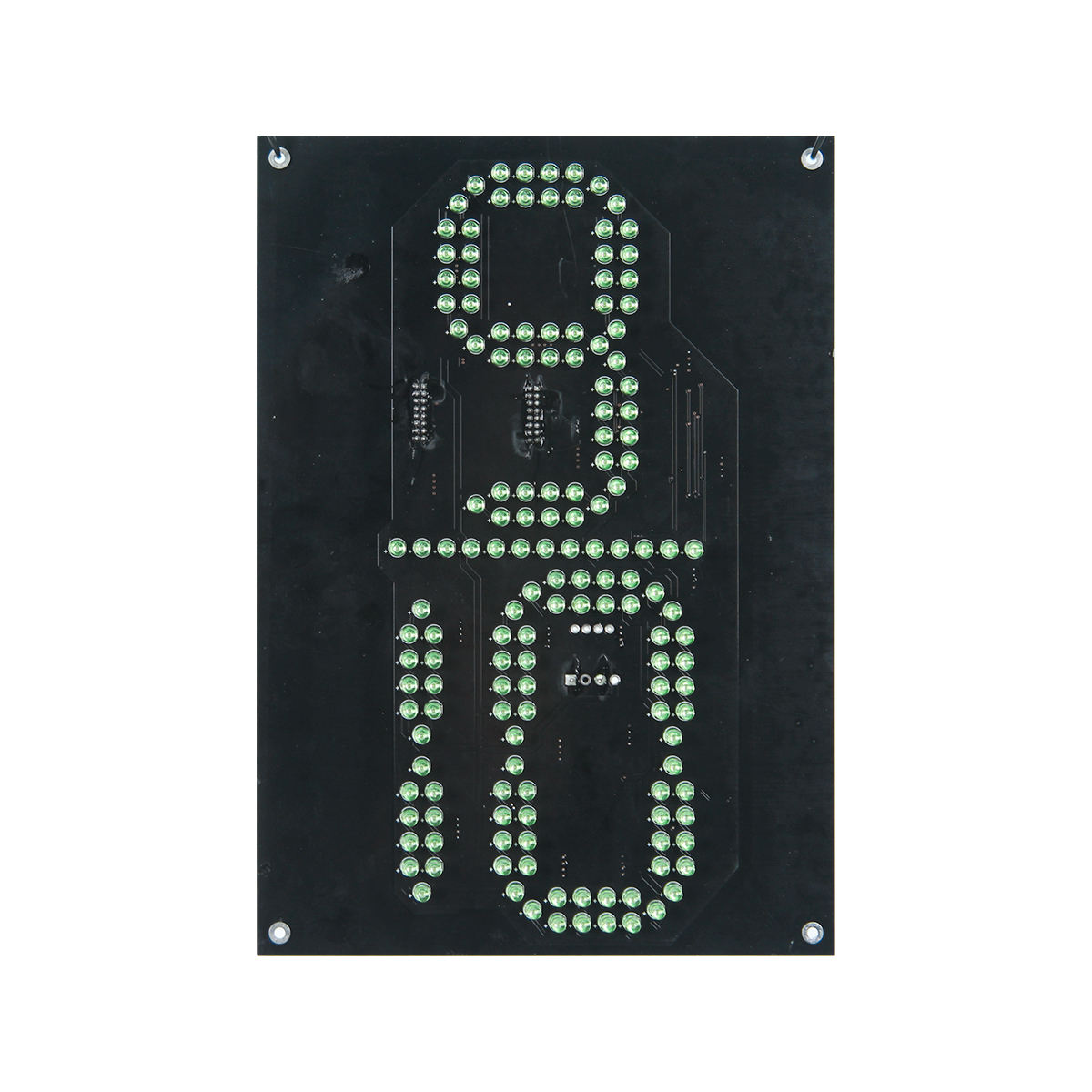 Green 10 Inch 9/10 Led Digital Board