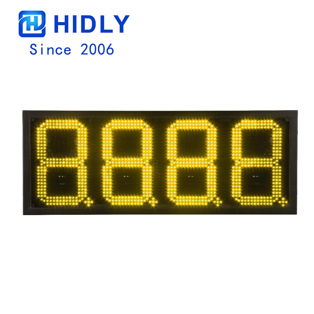 Outdoor Gas Led Signs:GAS10Z8888Y
