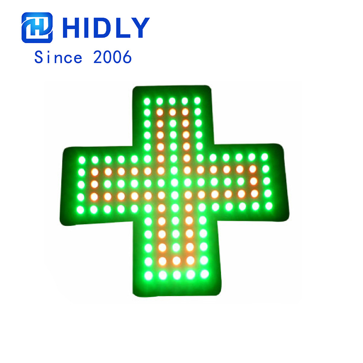 Windows Cross Led Sign:PH30G77R48