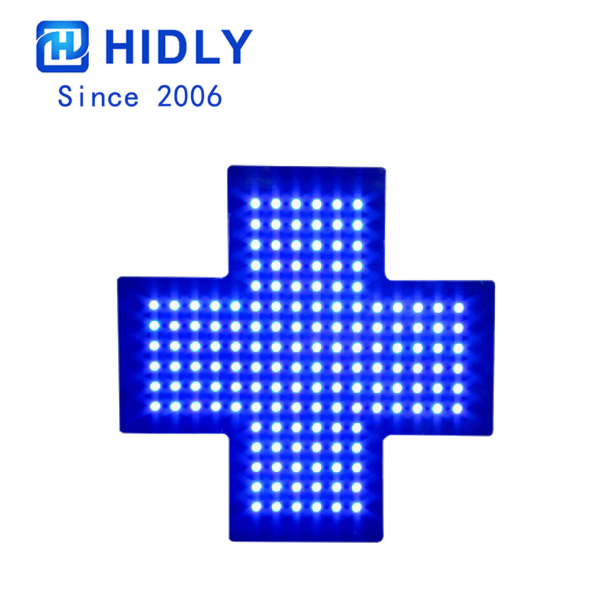 Indoor Cross Led Sign:PH35B156