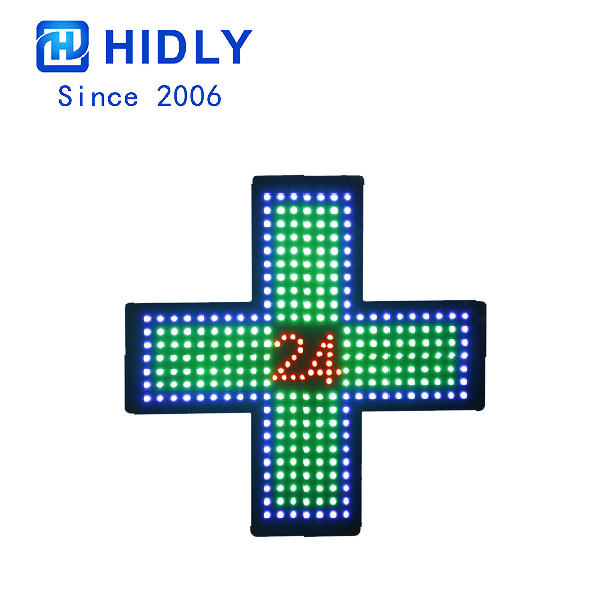 Medical Cross Led Sign:PH48G180B96R18