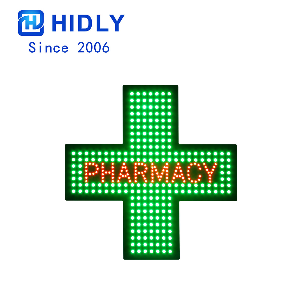 Led Pharmacy Cross Signs:PH48G238R113